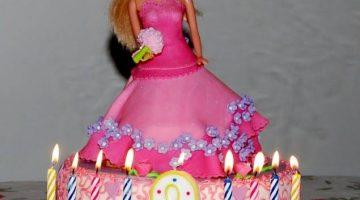 Make a Doll Cake