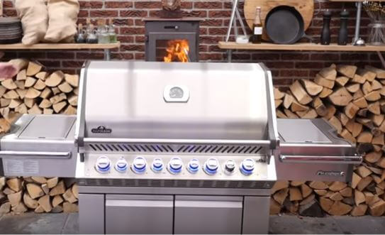 Top 3 Best Built-In Gas Grill Reviews 2019
