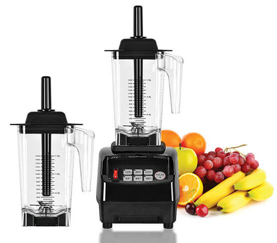 The Best Blender for Frozen Fruit Smoothies Of 2019: Top 5 Reviews