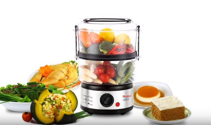 The Best Food Steamer Reviews 2019:The Only Guide You Need To Know
