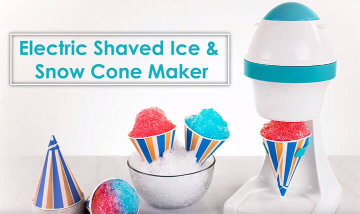 The Best Shaved Ice Machine Reviews 2019 And Guide That You Need