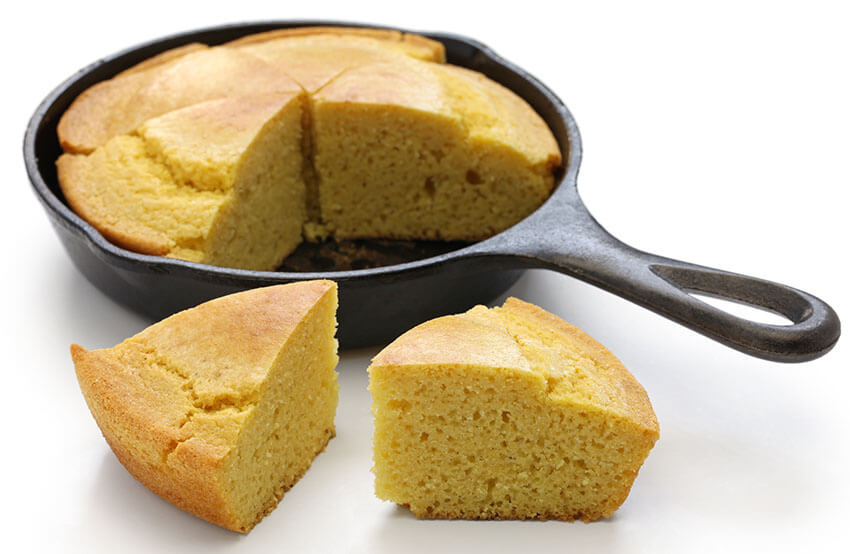 How to reheat cornbread on the stove