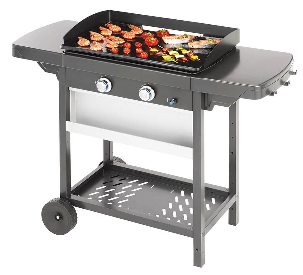 barbeque survival guide: top 5 of the best flat top grills