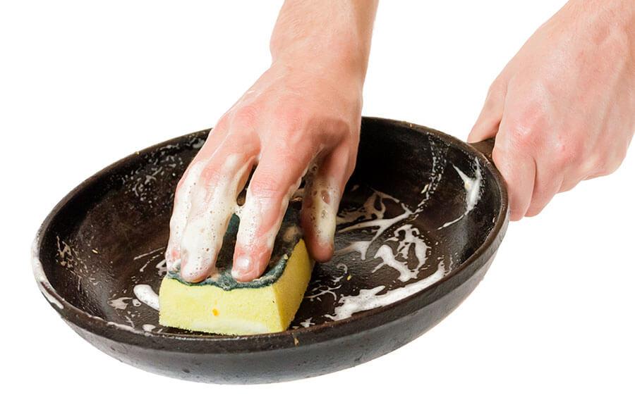 Seasoning Your Skillet